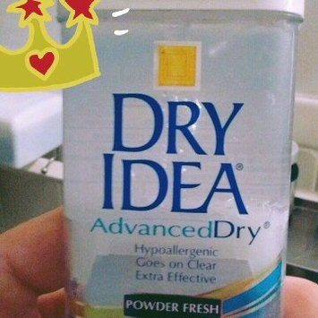 Dry Idea AdvancedDry Powder Fresh Clear Gel Deodorant uploaded by Alexa L.