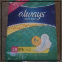 Always Ultra Thin Regular with Wings Unscented Pads 48 Count uploaded by Alew P.
