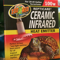 Zoo Med Laboratories Zml Heater Ceramic 30-40 gal. 100 watt. uploaded by Melanie H.