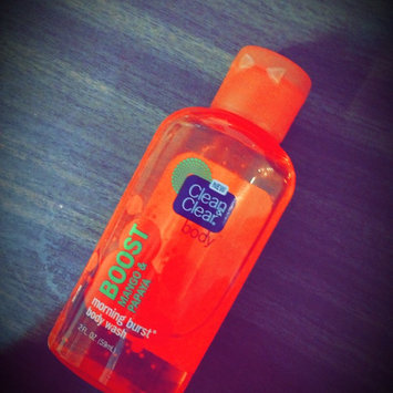 Photo of Clean & Clear® Morning Burst® Boost Body Wash uploaded by Michelle E.