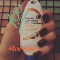 Head & Shoulders Co-Wash Moisture Care with Vitamin E–rich Almond Oil and Coconut Essence uploaded by Stacy M.