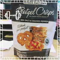 Pretzel Crisps® Sea Salt & Cracked Pepper uploaded by Karen R.