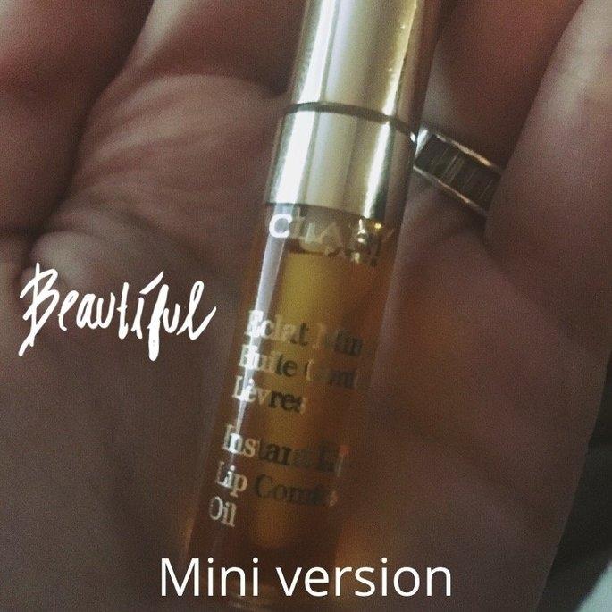 Clarins Instant Light Lip Comfort Oil, Honey uploaded by Angela H.