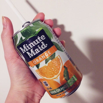 Photo of Minute Maid® Orangeade 12 fl. oz. Can uploaded by Evgenia M.