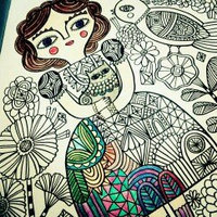 Posh Coloring Book: Vintage Designs for Fun & Relaxation uploaded by Melissa P.