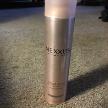 Nexxus Comb Thru Natural Hold Design and Finishing Mist uploaded by Allison D.