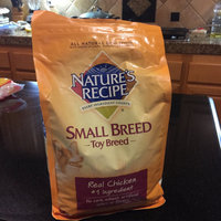 Nature's Recipe NATURE'S RECIPEA Small Breed Toy Breed Adult Dog Food uploaded by Landy D.
