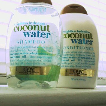 OGX® Coconut Water Shampoo uploaded by Alyssa J.