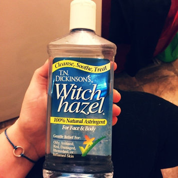 T.N. Dickinson's Witch Hazel Astringent uploaded by Ashley H.