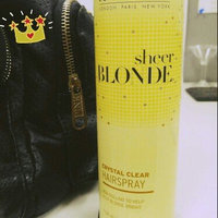 John Frieda Sheer Blonde Crystal Clear Shape & Shimmer Hairspray for All Blondes uploaded by Tyler N.