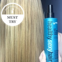 Healthy Sexy Hair Soy Tri-Wheat Leave in Conditioner uploaded by Mikayla C.