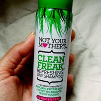 Not Your Mother's Clean Freak Unscented Dry Shampoo uploaded by Christine L.