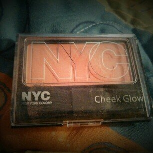 NYC Color Cosmetics NYC Cheek Glow Blush - Prospect Park Rose uploaded by Simone B.