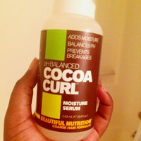 Beautiful Nutrition Cocoa Curl Moisture Serum uploaded by KIMBERLY H.