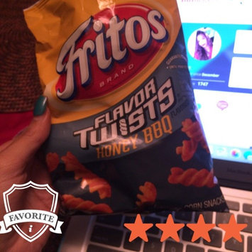 Photo of Fritos® FLAVOR TWISTS® Honey BBQ Flavored Corn Chips uploaded by Juliana T.