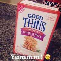 Good Thins Garlic & Herb Chickpea Snacks uploaded by Jani T.
