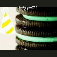 Oreo Chocolate Mint Creme Sandwich Cookies uploaded by Moudrika G.