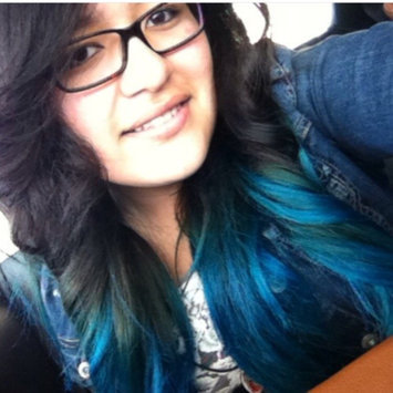 Ion Color Brilliance Brights Semi-Permanent Hair Color Aqua uploaded by Guadalupe G.