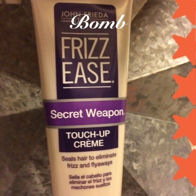 John Frieda Frizz-Ease Secret Weapon Flawless Finishing Creme uploaded by Katherine S.