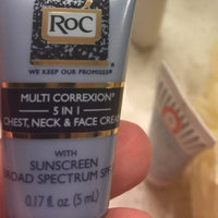 Roc Multi Correxion 5 In 1 Chest, Neck & Face Cream With Sunscreen Broad Spectrum Spf30 uploaded by Jessie R.