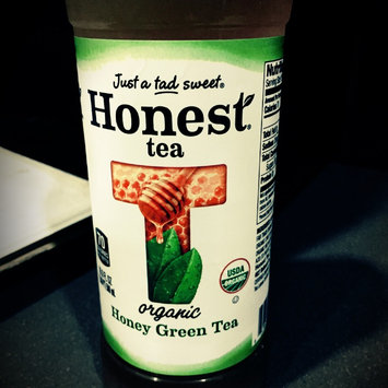 Photo of Honest Tea Organic Honey Green Tea uploaded by Guadalupe L.