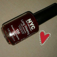 NYC Long Wearing Nail Color - Burgundy uploaded by Hilary P.