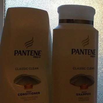 Photo of Pantene Pro-V Classic Care Daily Shampoo, 21.1 fl oz uploaded by Sammy M.