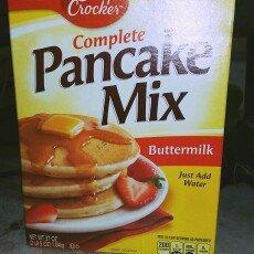 Photo of Betty Crocker™ Complete Original Pancake & Waffle Mix uploaded by Farah B.