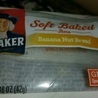 Quaker Life® Banana Nut Bread Soft Baked Bars uploaded by Nell L.