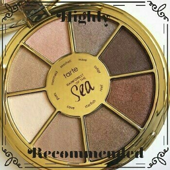 Tarte Rainforest of the Sea™ limited-edition eyeshadow palette - multi uploaded by Wendy H.