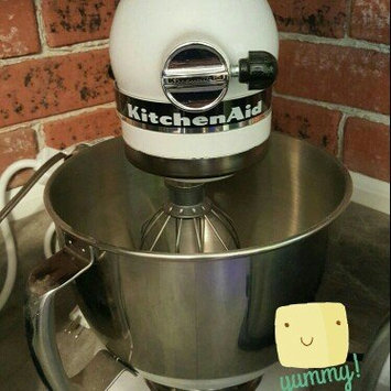 Photo of KitchenAid Classic 4.5 Qt Stand Mixer- White K45SS uploaded by Kelly W.