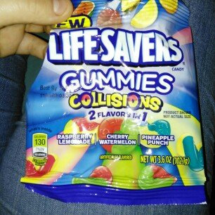 Photo of Life Savers Five Flavor Gummies uploaded by Rebecca M.