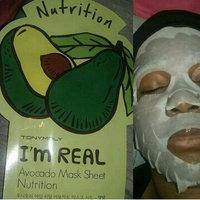 Tony Moly - I'm Real Avocado Mask Sheet (Nutrition) uploaded by Tie G.
