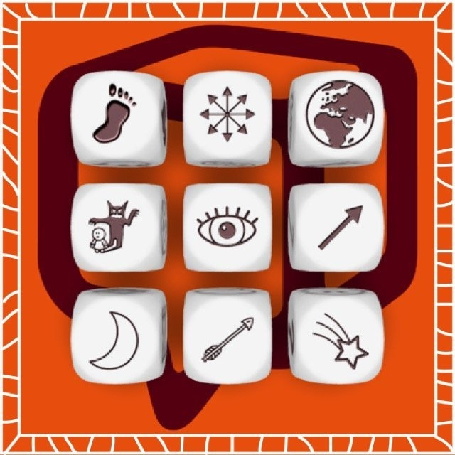 Ceaco RORYS STORY RORY'S STORY CUBES uploaded by Ani S.