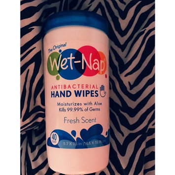 Photo of Wet-Nap Fresh Scent Antibacterial Hand Wipes, 40 sheets uploaded by Samantha G.