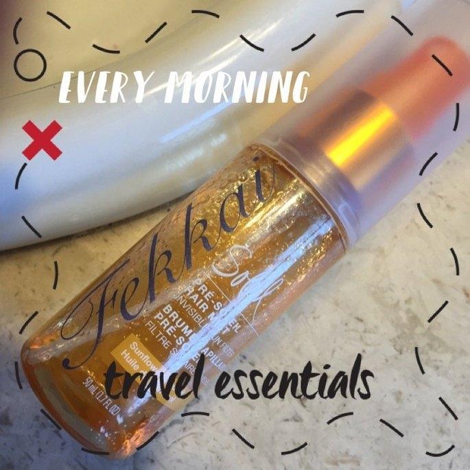 Fekkai Pre-Soleil Hair Radiance and Protection Mist, 1.7 fl oz uploaded by Virginia B.