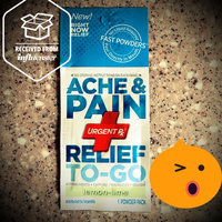 UrgentRx® Ache & Pain Relief to Go Powders uploaded by Christina W.