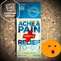 UrgentRx® Ache & Pain Relief to Go Powders uploaded by Christina W.