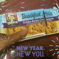 Quaker Life® Breakfast Flats Golden Raisin Cinnamon Breakfast Bars uploaded by Ashley S.