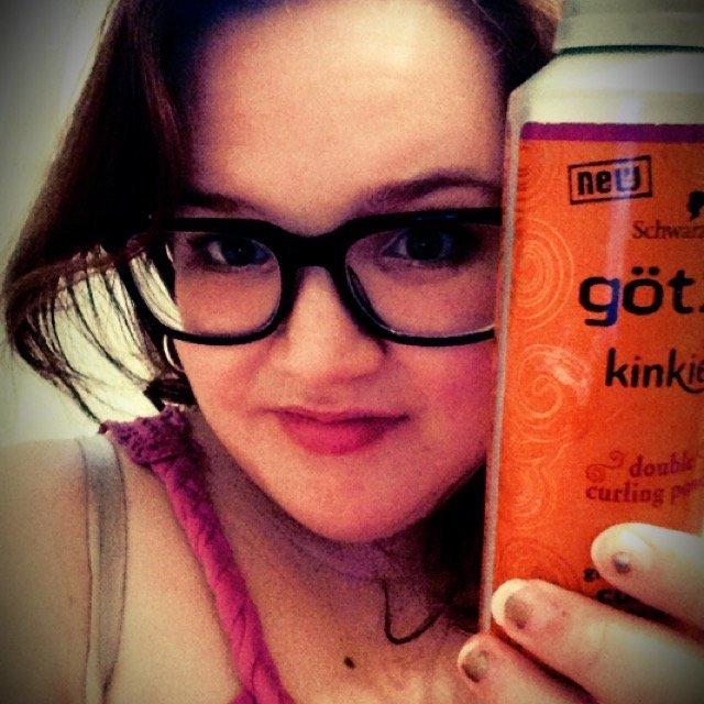 göt2b Kinky Gloss 'n Define Curling Mousse uploaded by Moriah L.