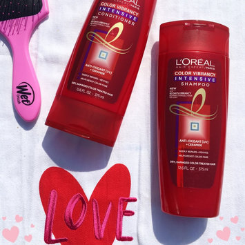 Photo of L'Oréal Paris Hair Expert Color Vibrancy Intensive Conditioner uploaded by Krysten W.