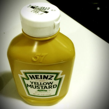 Photo of Heinz® Yellow Mustard uploaded by Liz L.