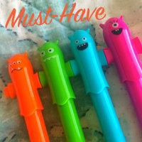 Monster Gel Pens uploaded by Jay H.