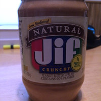 Jif Natural Crunchy Peanut Butter uploaded by Jenna W.