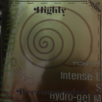 Photo of Tony Moly Intense Care Snail Hydro Gel Mask uploaded by Patricia D.