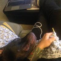 Woolike Yarn Yarn, 3.5 oz in Navy Blue by Loops & Threads uploaded by Heather D.