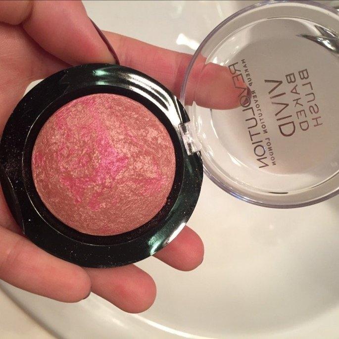 Makeup Revolution Baked Blusher uploaded by Sabrina E.