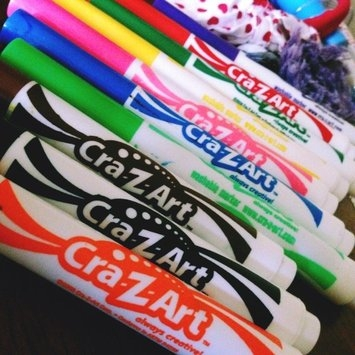 Cra Z Art Crazart 11 Count Classic Colors Washable Markers uploaded by LaShannon S.