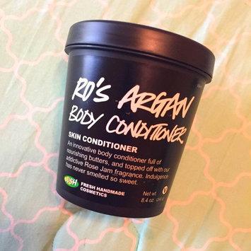 LUSH Ro's Argan Body Conditioner uploaded by Ana G.