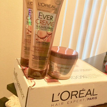 Photo of L'Oréal Paris Ever Sleek Sulfate Free Intense Smoothing Haircare Regimen Bundle uploaded by Lauren Ann R.